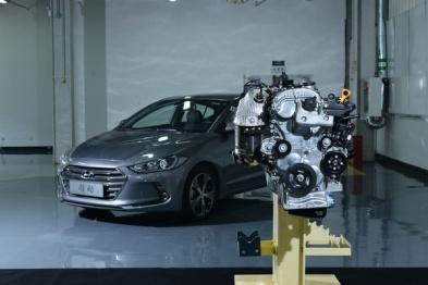 一切为燃效,拆解北京现代Kappa系列1.4T发动机