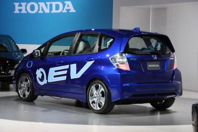 东软集团将与本田合作开发电动车