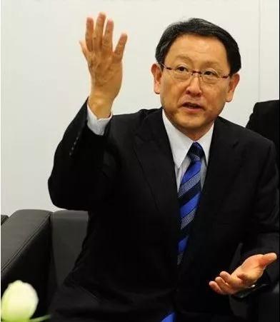 丰田章男(社长)