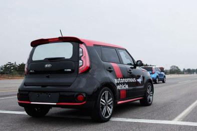 在一周后的CES上,现代和起亚要用自动驾驶抢头条