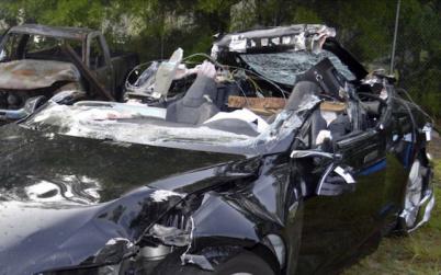 NTSB公布初步调查结果,事故时Model S超速15%