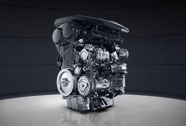 2.0TD高性能发动机