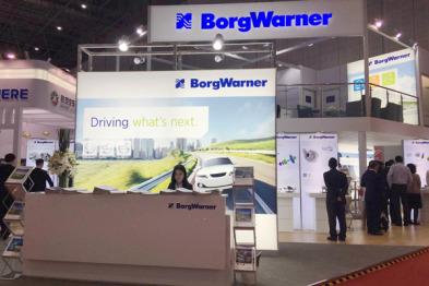 博格华纳携众多电气化产品组合亮相第十七届上海车展