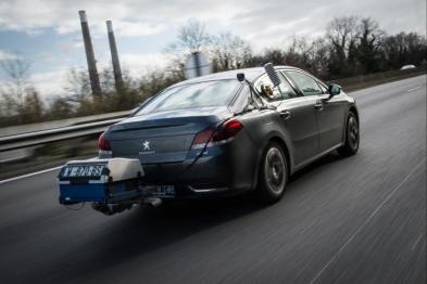 PSA集团开展V2I及自动驾驶车载功能测试