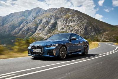 集BMW运动基因及美学精髓于一身 全新BMW 4系双门轿跑车全球首发