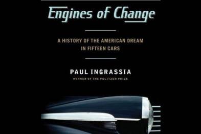 《变动的引擎》书评:15款车承载的美国梦