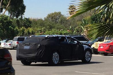 路试视频曝光,疑似FF首款量产车即将上市