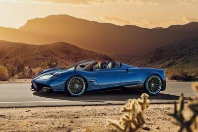 帕加尼Huayra Roadster即将亮相日内瓦,来看看什么叫顶级科技加持