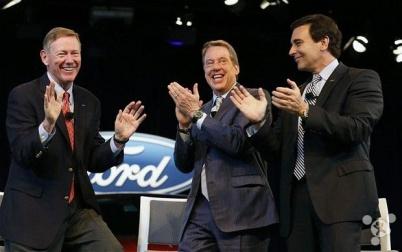福特: 汽车制造商需与类似苹果的公司合作