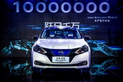 轩逸·纯电开启后千万时代,东风日产布局中国车市未来