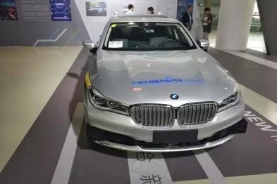 沪智能网联汽车开放测试道路扩围至42.8公里