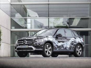 奔驰法兰克福车展将推氢燃料电池混动车型