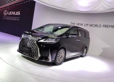 雷克萨斯将在中国推纯电动/插电混动等车型