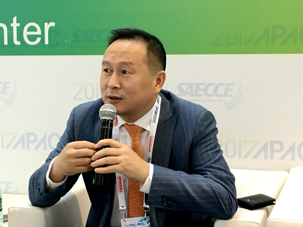 佛吉亚(中国)投资有限公司副总裁、首席技术官 王琼