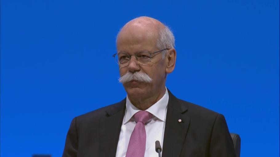 戴姆勒股份公司前董事会主席、梅赛德斯-奔驰汽车集团全球总裁、未来监事会主席蔡澈博士(Dr. Dieter Zetsche)