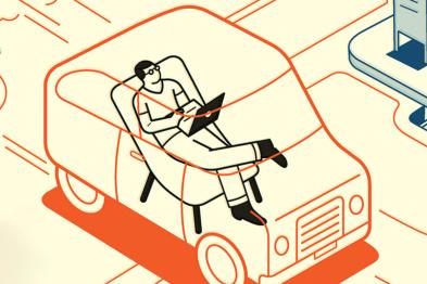 """自动驾驶,出行服务公司实现盈利的""""救命稻草""""?"""