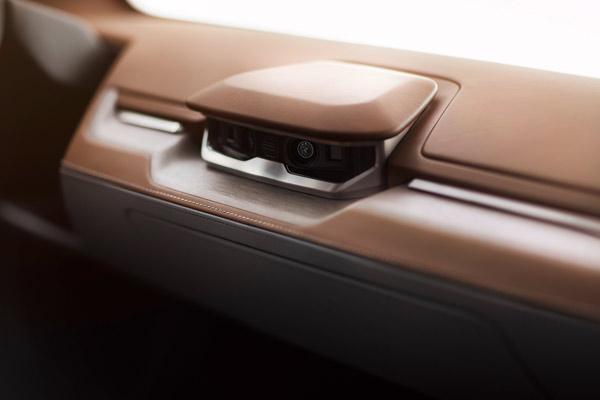 BYTON Concept的手势传感器