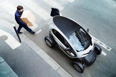 雷诺共享Twizy车型开放资源码提升电动车技术