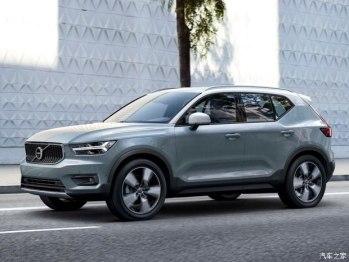 沃尔沃计划推出XC50,争夺SUV细分市场