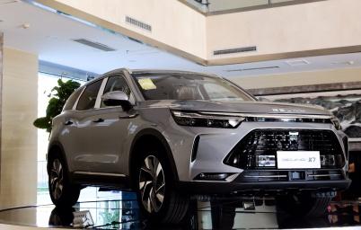 累计订单超过1.8万辆,BEIJING-X7产品力从何而来?