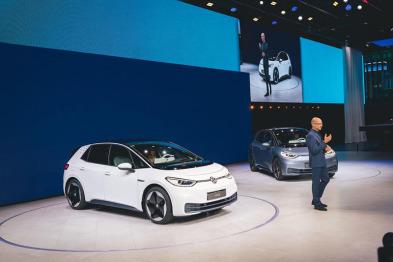纯电、SUV双双加速,大众明年将发布34款新车