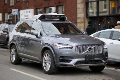 Uber计划明年中推自动驾驶车共享服务