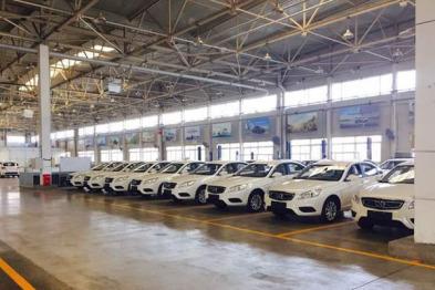 北京将投放数百辆换电式出租车