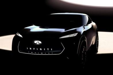 英菲尼迪将发布全新EV电动车平台