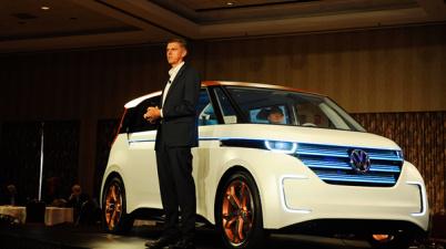 大众:未来推三种电动汽车平台,更多SUV车型