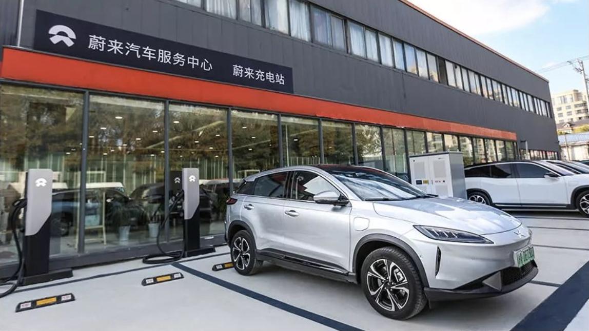 蔚来NIO Power与小鹏汽车达成充电合作,造车新势力联合迈出第一步