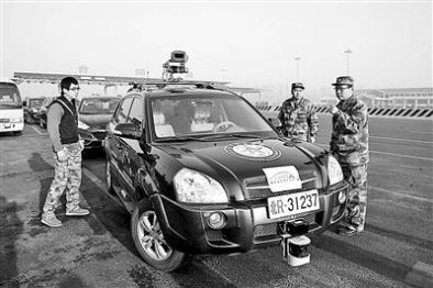别以为只有谷歌有无人驾驶车 ,我国无人驾驶技术已研发至第三代
