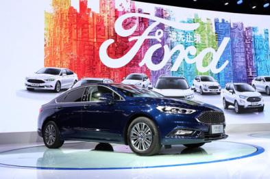 长安福特发布首款新蒙迪欧插电混动车型