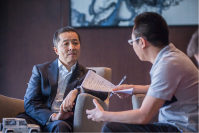 潘庆:捷豹路虎的改革家 | 创见