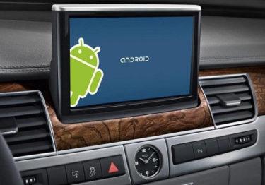 谷歌汽车版Android界面规划披露