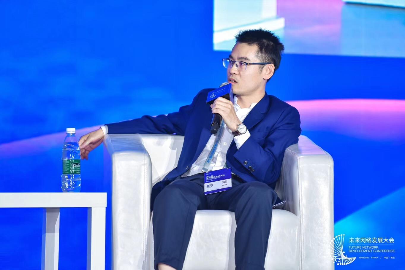 天际汽车车联网副总裁俞松耀