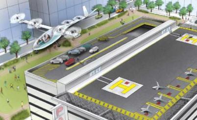 2020年Uber想让出租车飞上天空