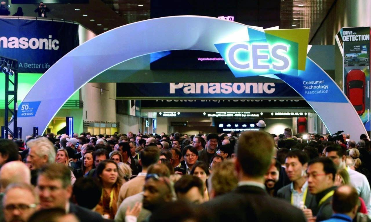 CES现场图片(图片来源于网络)