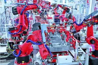 机器人当家——Tesla超级工厂的秘密武器