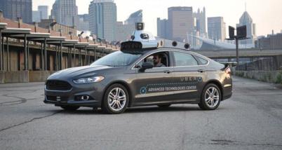 Uber自动驾驶汽车累计行驶里程达100万英里