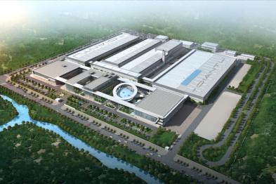 前途汽车工厂开建,「轻量化」与「信息化」是关键词