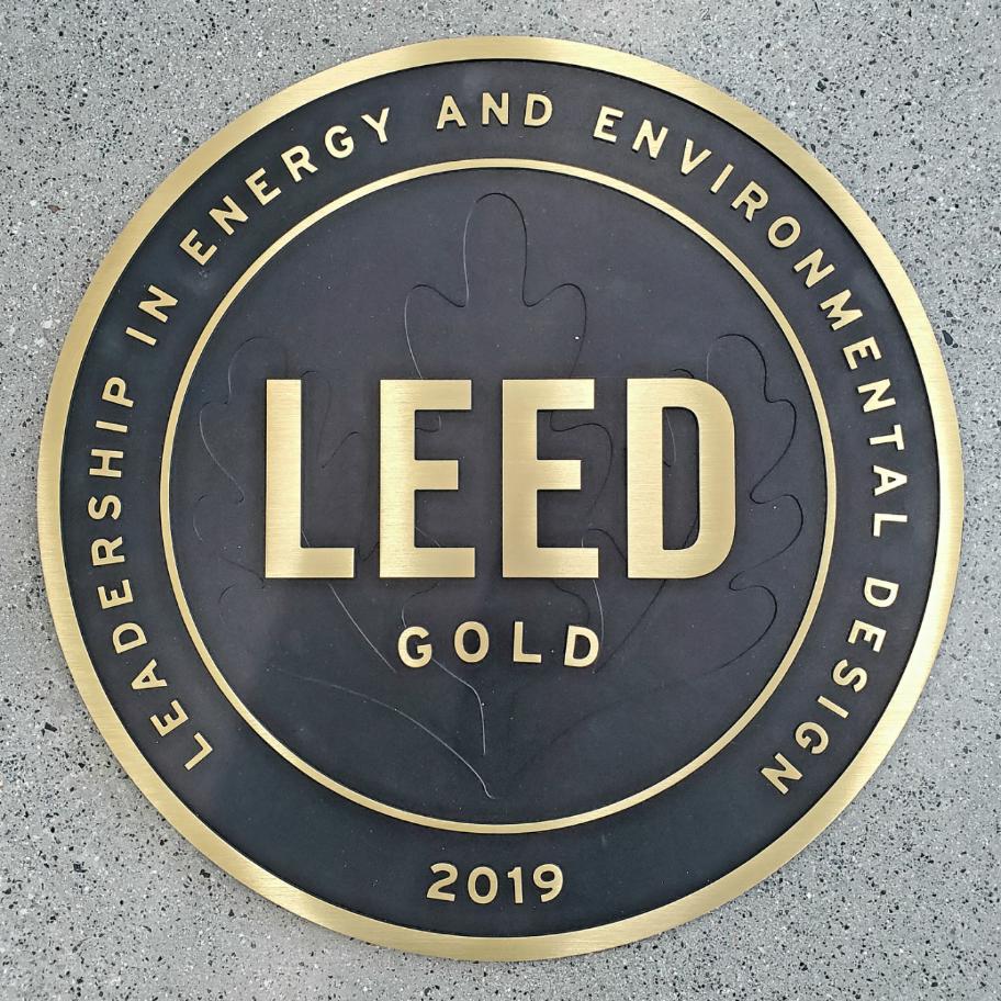 全球绿色建筑评估体系LEED金级认证