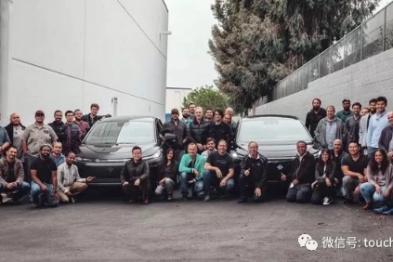 车云晨报 | 又有两台FF91预量产车下线,滴滴明年有意收购小鹏?
