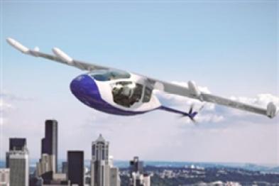 """劳斯莱斯展示""""飞行出租车""""概念设计,欲2020年后全面投产"""