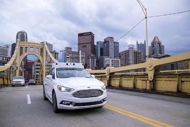 福特人工智能子公司Argo AI:自动驾驶仍面临挑战