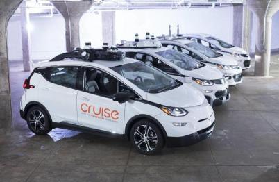 """传统汽车业诞生一只""""超级战舰"""" !本田27.5亿美元投资通用汽车无人驾驶公司"""