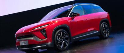 蔚來第二款規模量產車型ES6開啟用戶交付