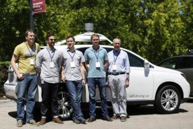 Google 说,无人驾驶汽车超速是为了更安全