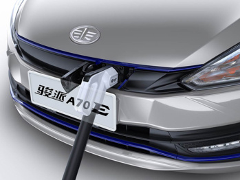 天津一汽2款新车将上市,纯电版续航超宝马i3