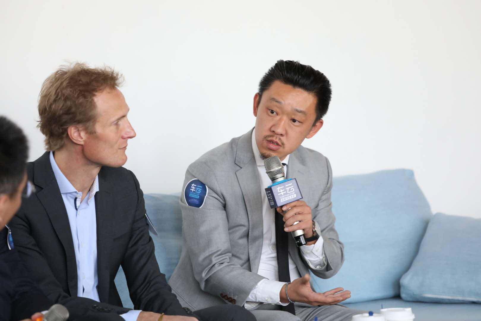 奥迪中国研发技术项目管理、战略、合作管理总监许芃