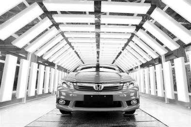 东风本田未来规划曝光,第三工厂将生产新能源车